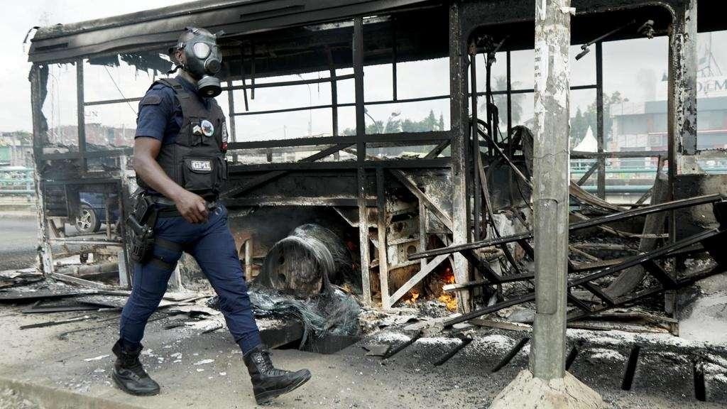 Campagne électorale en Côte d'Ivoire et violence