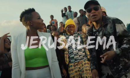 """Jerusalema"" Chant Sud-Africain interplanétaire"