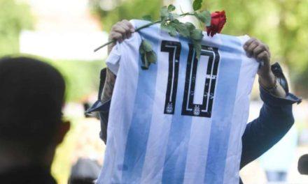 Maradona enterré ce jeudi