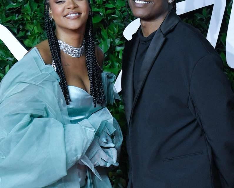 Rihanna et ASAP Rocky en couple