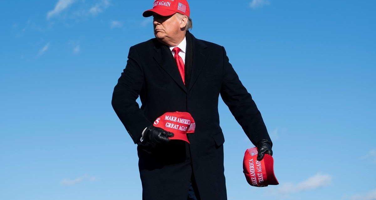 Depuis sa défaite Trump ne cesse de gracier