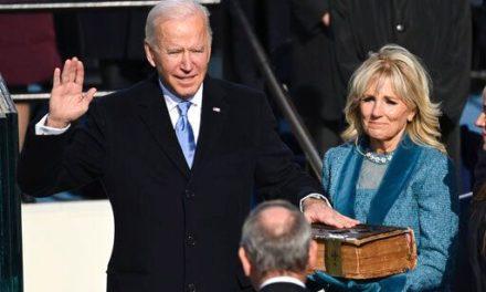 Ce qu'il faut retenir de l'investiture de Biden