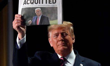 Trump acquitté