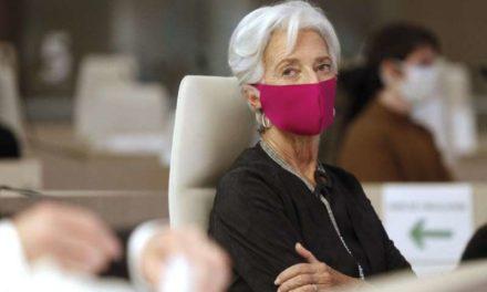 Christine Lagarde prévient que l'annulation de la dette Covid-19 est inenvisageable