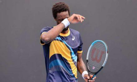 Tennis : Gael Monfils éliminé au premier tour de l'Open d'Audtralie