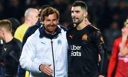 Villas-Boas encourage Alvaro face au PSG dimanche soir