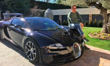 Cristiano Ronaldo s'offre un cadeau à 8 millions d'euros