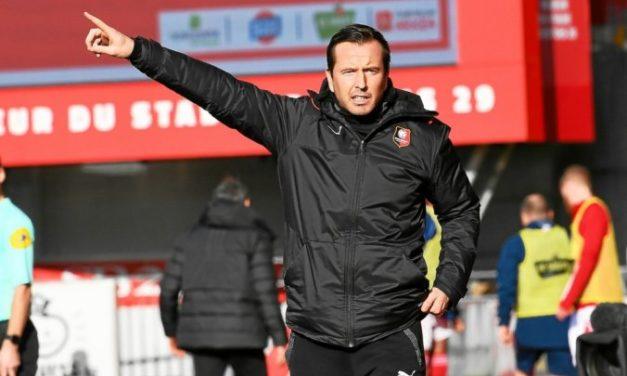 Julien Stéphan entraineur du Stade Rennais a démissionné