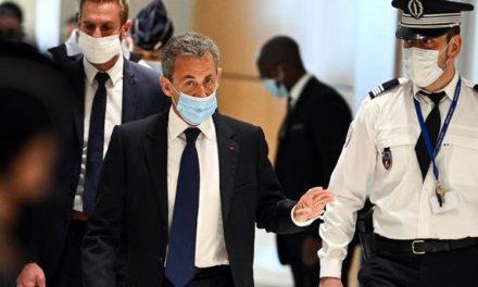 Le verdict est tombé pour Sarkozy : 3 ans de prison  – Les réactions de la classe politique