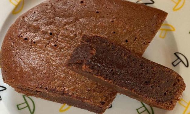 Moelleux au chocolat selon Guillaume Gomez