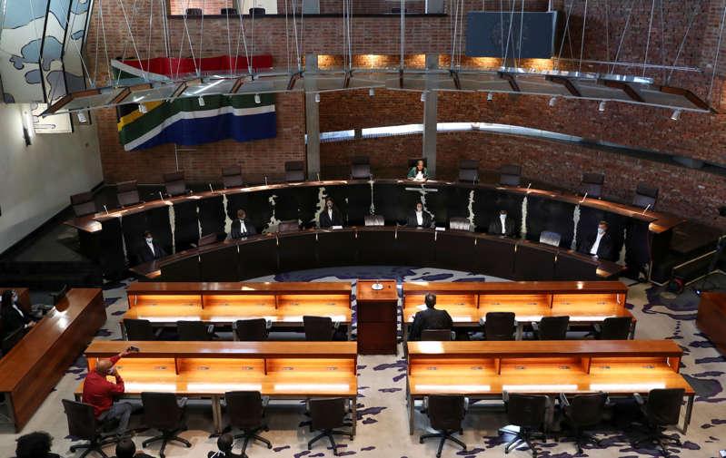 L'ex Président Sud-Africain Jacob ZUMA condamné à 15 mois de prison