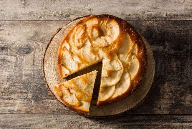 Gateau aux pommes de Last Minute Kitchen