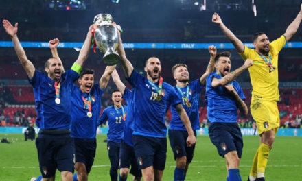 Les Onze de l'Euro dévoilé par l'UEFA
