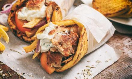 Kebab facile à la Grecque