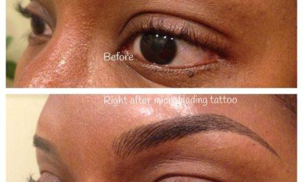 Rendre vos sourcils beaux avec le Microblanding