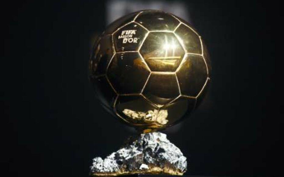 La cérémonie de Ballon d'or 2021