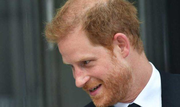 Les cheveux du prince Harry sont au cœur de tous les débats sur les réseaux sociaux