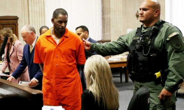 R. Kelly reconnue coupable